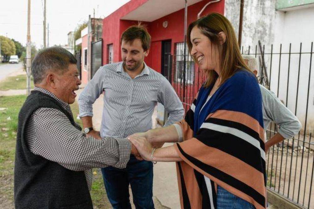 Cambiemos volvió a La Matanza tras la inauguración del Metrobus y Vidal pisó tierras de Ishii
