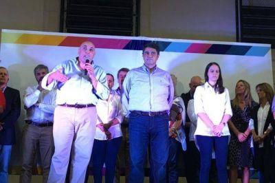 Con el acompañamiento de Jorge Macri, asumió el presidente del PRO en Vicente López