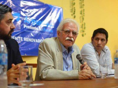 """Aldo Pignanelli visitó La Plata para explicar en qué consiste el plan """"Bajemos los precios"""""""