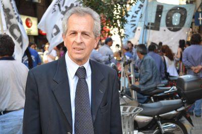 Luis Zamora volverá a ser uno de los candidatos de la Izquierda porteña