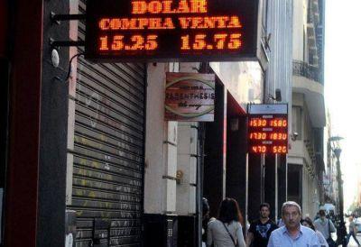 Sigilosa intervención del BCRA para que el dólar no se hunda ante las supertasas