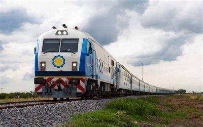 Durmientes rotos, claves del frustrado intento de llevar el tren a Mar del Plata