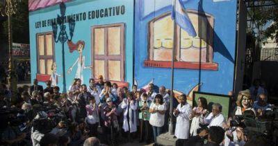 La Escuela Itinerante sale a recorrer el país