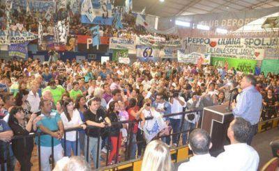 El Frente Chaco Merece Más llamó a luchar por la igualdad y la justicia social