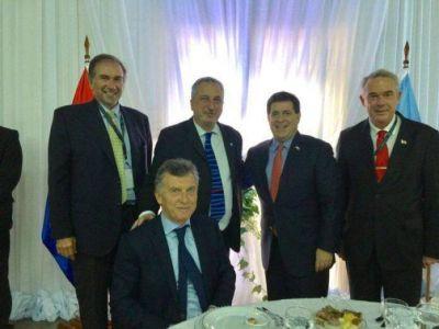 """Passalacqua: """"El acuerdo por Yacyretá es clave para el desarrollo de la región"""""""