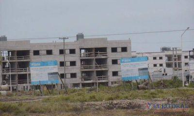 """Fabián Ríos: """"Las 678 casas de Santa Catalina están terminadas en un 99%"""""""