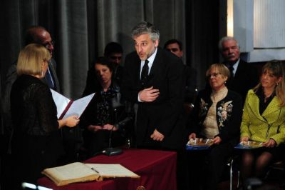 Mirkin defendió la transparencia del llamado a pasantías