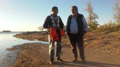 "Fernández dijo en torno a sugerencia de Alegre en mandar agua a Vidania: ""no vamos a permitir locuras, ni cosas raras"""
