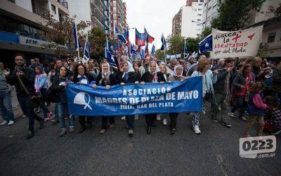Organismos de DDHH marchan en repudio al 2x1 a represores