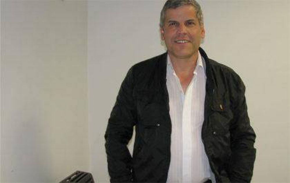 """Fabio Britos: """"Hoy, al vecino no le preocupa quienes serán candidatos en agosto"""""""