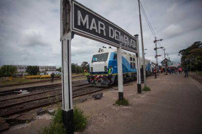 Llevará 5 años cambiar los durmientes rotos en el ramal hacia Mar del Plata