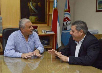 Lauritto y De Ángeli preocupados por el déficit habitacional