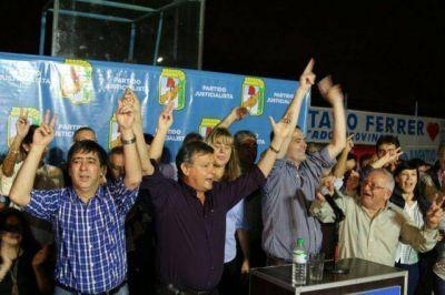 El Frente Chaco Merece Más presentó la lista de precandidatos en Resistencia
