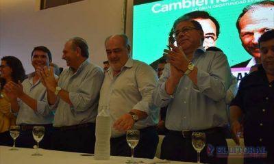 ECO+Cambiemos presentó candidatos y abogó por unir Comuna, Provincia y Nación