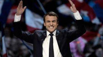 Macron empieza a sentar las bases de su presidencia
