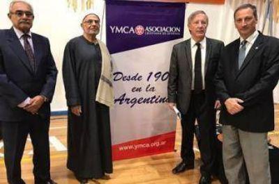 El Centro Islámico en el Aniversario de la Asociación Cristiana de Jóvenes