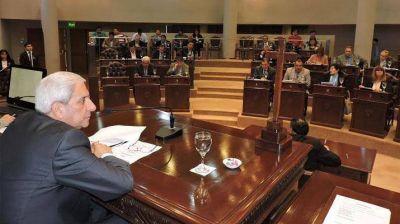 Fuerte repudio de la Legislatura santiagueña a la ley del 2x1