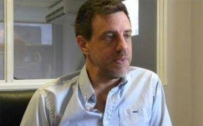 "Diego Kravetz: ""No hay zonas liberadas en Lanús"""