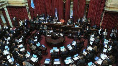 El Senado tratará los límites a la aplicación del 2x1 en una sesión especial