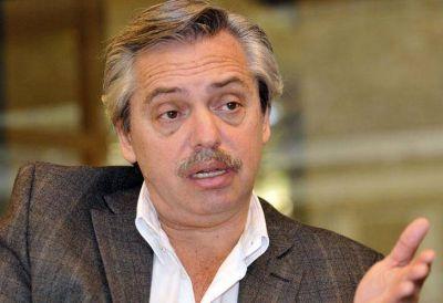 Alberto Fernández será el jefe de campaña de Randazzo