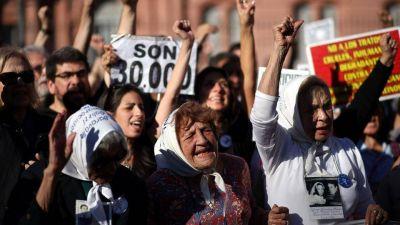Los organismos de derechos humanos y amplios sectores marchan hoy a Plaza de Mayo
