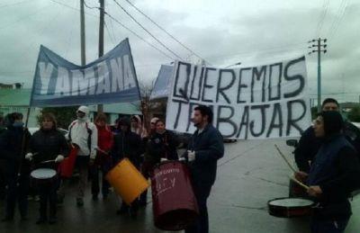 Trabajadores no descartan tomar la empresa Badisur