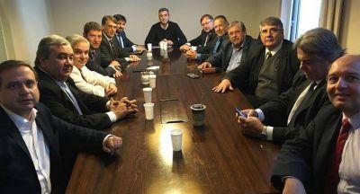 Randazzo se reunió con diputados peronistas e insiste en que los candidatos se definan en las PASO