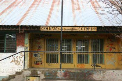 Unter reclama por los problemas edilicios de las escuelas