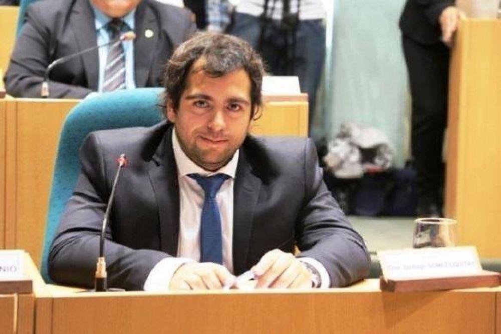 Diputado de la oposición no avalará pedido de juicio político a la Gobernadora