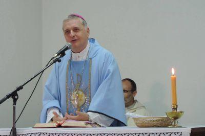 """Monseñor Ariel Torrado Mosconi: """"Seamos instrumentos de unidad,  en medio de tantas grietas y divisiones"""""""
