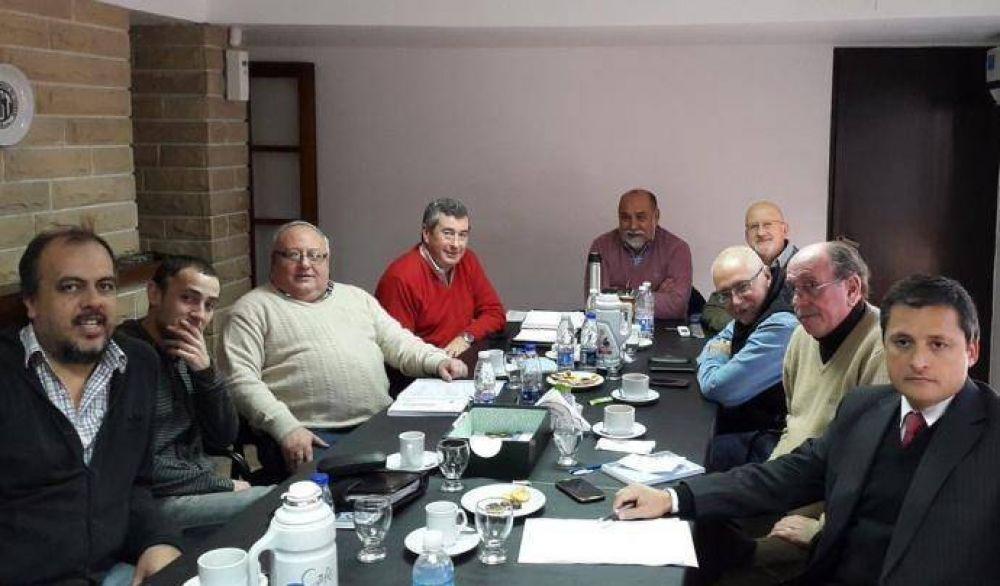 Se realiza el Congreso General de la FEGEPPBA en Mar del Plata