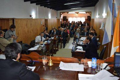 Modificaron el destino de los $35 millones provenientes del préstamo autorizado para adquirir colectivos