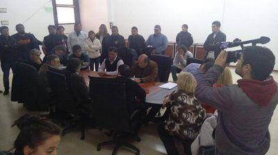 La paritaria municipal pasó a un cuarto intermedio