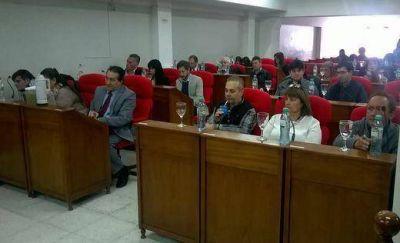Se aprobó la Rendición de Cuentas en San Martín