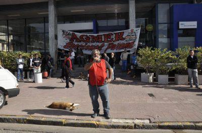 Agmer Paraná volvió a reclamar la devolución de sueldos mal liquidados