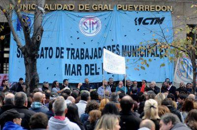 Municipales anticiparon que iniciarán acciones judiciales contra el Ejecutivo