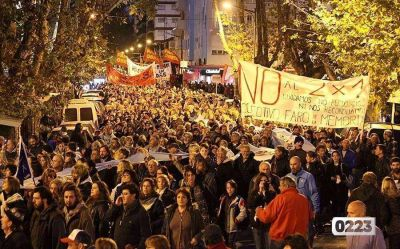 Mar del Plata salió a la calle contra la impunidad