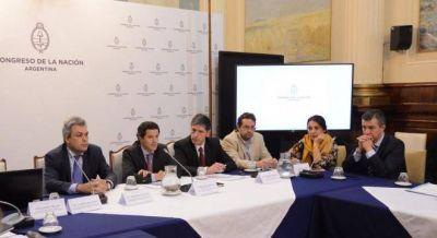 Fuertes cruces con las provincias en el arranque del debate por la reforma tributaria