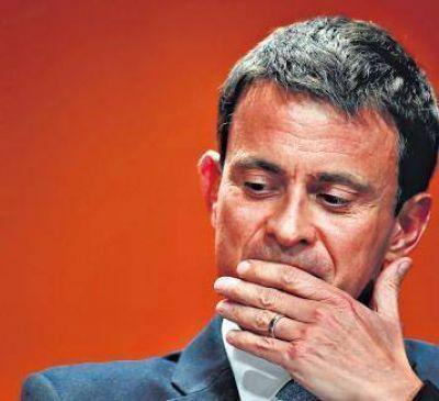 El PS francés, a un paso del colapso