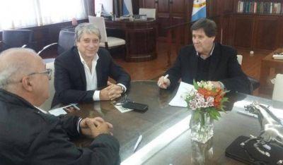 Múltiple convenio de UTTA con la Federación Argentina de Trote