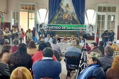 Ya es oficial, el Partido de la Victoria formará su propio frente en Salta