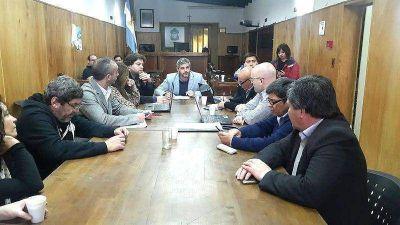 Gallo confirmó que la deuda de coparticipación asciende a 93 millones de pesos