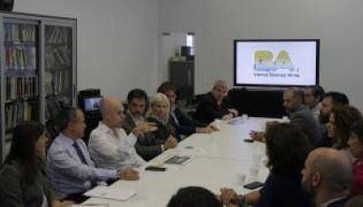 Larreta nombró a Damin al frente de la política de adicciones