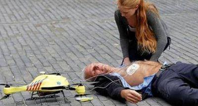 Drones para emergencias médicas en Rosario