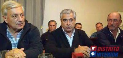 """Campana dijo desde Junín que hay que """"encauzaros por el camino de la institucionalidad"""""""