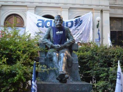 """Manuel Rodríguez, de ADULP: """"Macri ve la educación pública como un gasto que hay que eliminar"""""""