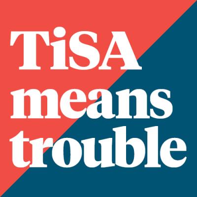 La ITF lanza una campaña que revela amenazas de TiSA a empleos y derechos