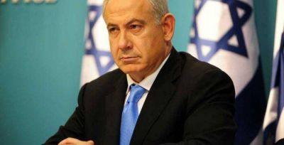 """Netanyahu: """"Todas las embajadas deberían estar en Jerusalem, no en Tel Aviv"""""""