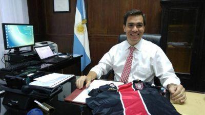 Un funcionario nacional será ministro de Producción de Vidal
