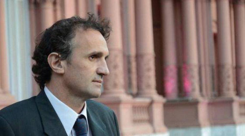 """Katopodis: """"El candidato más indicado es Florencio Randazzo"""""""